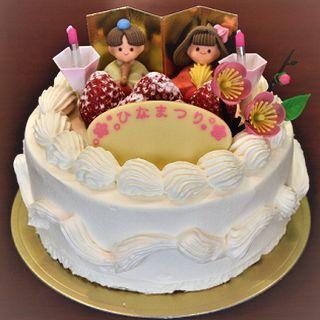 デコレーションケーキ(期間限定)