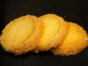 クッキー オレンジ